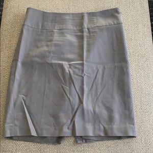 Gray Banana Republic Skirt, Size 8